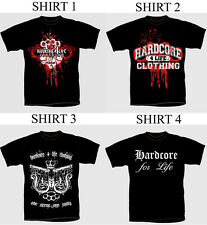 HARDCORE 4 LIFE Clothing T-SHIRT # Madball Hatebreed NYHC Tattoo Agnostic Front