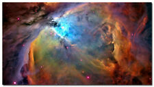 Space Galaxy Universe Planet Nebula Art Silk Poster 24x43 inch 004