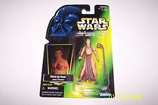 Star Wars Power Of The Force Princess Leia Organa Slave as Jabba's Prisoner, NEW