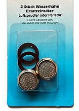 4 St. Küche Bad Wasserhahn Perlator Luftsprudler Filter