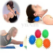 Spikey Massage Ball Roller Trigger Point Relief Therapy Stress Reflexology Pain