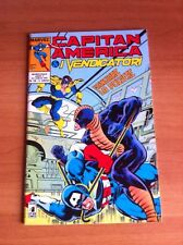 CAPITAN AMERICA & I VENDICATORI nr 25 STAR COMICS 1991 MARVEL