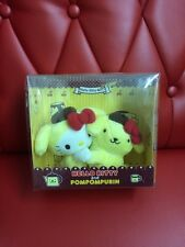 "Sanrio: Hello Kitty 40th Anniversary 5"" Plush: Purin (HK2)"