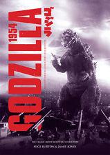 Godzilla 1954 Tomoyuki Tanaka Toho / Ishiro Honda classic monster movie magazine