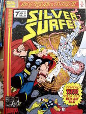 Silver Surfer n°7 1995 ed. Marvel Italia [SP4]