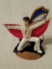 "ELVIS PRESLEY Live in Las Vegas Ornament 4"" high 2003"