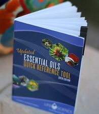Young Living MINI BOOK Essential Oils USES Travel quick reference small guide