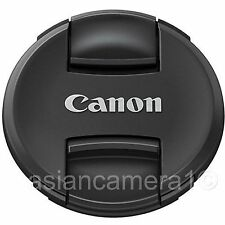 77mm Snap-on Replacement Front Lens Cap Dust Safety Cover For Canon IS USM E77ii
