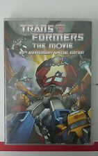 Transformers: The Movie (DVD, 2006, 20th Anniversary Special Edition)