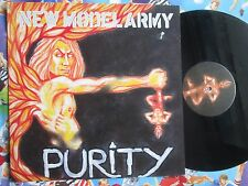 New Model Army ‎– Purity  EMI ‎– 12 NMA 11 UK Vinyl 12 inch Maxi-Single