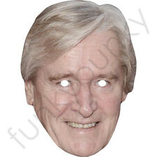 William Roache, Ken Barlow, Celebrity Card Mask - All Our Masks Are Pre-Cut!