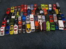 Huge lot of plastic and diecast toy cars matchbox hot wheels DD