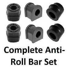 MEYLE Front & Rear Anti Roll Sway Bar Bushes VW Sharan Seat Alhambra Ford Galaxy