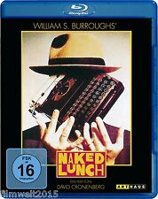 Naked Lunch [Blu-ray](NEU/OVP) von David Cronenberg mit Peter Weller, Judy Davis