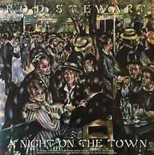 ROD STEWART - A Night On The Town (LP) (G/VG)