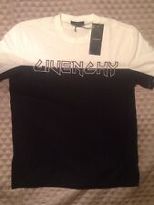 Givenchy Black And White T-Shirt Size 2XL