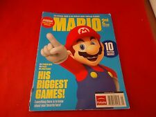Nintendo Power Collector's Special Official Guide to Mario 2nd Edition #D1