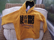 Hong Kong Sevens 2012 Hooded Top BNWT  size 3-4 years child