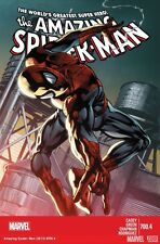 AMAZING SPIDERMAN 700.4 NM PETER PARKER IS BACK 700 CONTINUES SUPERIOR RARE