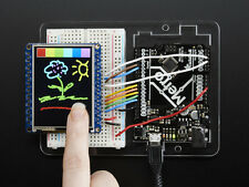 "Adafruit 2.4"" TFT LCD Display Breakout Module Touchscreen with microSD Arduino"