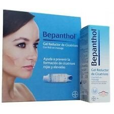 BAYER BEPANTHOL BEPANTHEN SILICONE SCAR GEL 20g TREATS and HELPS PREVENTS SCARS