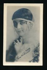 1916-1918  Movie Theater Promotional Card -CLARE WILLIAMS *Tough*