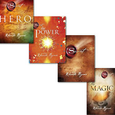The Secret Series 4 Books Collection Set By Rhonda Byrne ,The Secret ,The Power