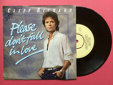 Cliff Richard - Please Don't Fall In Love / Too Close To Heaven, EMI 5437 Ex