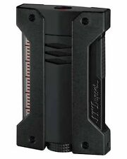 S.T. Dupont Defi Extreme Single Torch High Altitude Cigar Lighter Black 21400