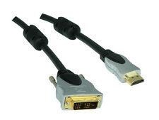 PREMIUM DVI-D - HDMI Digital Cable(1080p/FullHD)/ 10 m
