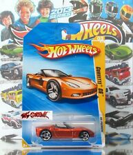 Hot Wheels 2009 #003 FIRST EDITION Corvette® C6™ MET.ORANGE,2ND COLOR,PR5,INTL