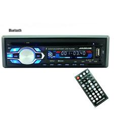 Bluetooth Car Stereo Audio CD In-Dash FM Aux Input Receiver SD USB MP3 Radio UK