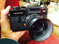 Leica Leicaflex SL 35mm SLR Film Camera Body Only