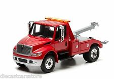 GREENLIGHT INTERNATIONAL DURASTAR 4400 TOW TRUCK RED 1/64 DIECAST MODEL  29795