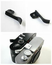 Hand Grip Thumb up Grip for Leica M M9 camera Black New