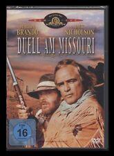 DVD DUELL AM MISSOURI - WESTERN mit MARLON BRANDO + JACK NICHOLSON *** NEU ***