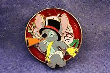 Disney DSF Soda Fountain Lilo Stitch Baby New Years 2013 LE Pin