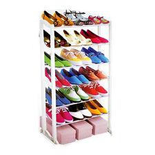 7 niveles Zapatero tiene 21 pares de zapatos. Ideal para almacenamiento Organizador
