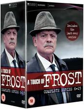 A Touch of Frost Series 6-15 David Jason Region 2 PAL NEW 2010 BOX SET 19 DVDs