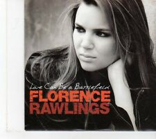(FX33) Florence Rawlings, Love Can Be A Battlefield - 2009 DJ CD