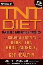 Men's Health TNT Diet: The Explosive New Plan to Blast Fat, Build Muscle, and G