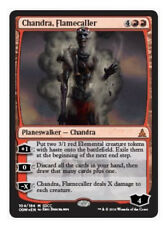 4x Chandra, Flamecaller Foil Zombie Planeswalker SDCC 2016 Exclusive MTG