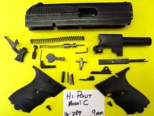 HI POINT C 9 MM SLIDE BARREL GRIPS SIGHT ALL PARTS PICTURED 4 ONE PRICE # 16-289