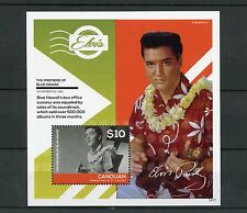 Canouan Grenadines St Vincent 2014 MNH Elvis Presley Blue Hawaii 1v S/S II