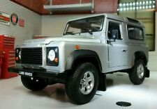 Land Rover Defender TD5/TDCI 90 Welly 1:24 Scale Diecast Detailed Engine Model