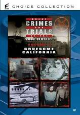 Great Crimes and Trials of the 20th Century, Vol. 1: Gruesome DVD Region ALL
