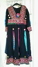Unique Kuchi Afghan Banjara Tribal Boho Hippie Style Ethnic Dress Free Size