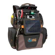 Wild River Tackle Tek Nomad XP Lighted Backpack w/USB Charging, Solar & Trays