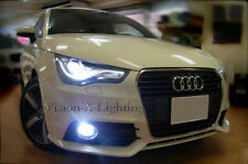 2x BULBS H11 FOG LIGHT LED CREE COB WHITE XENON FREE ERROR AUDI A1 2009 - 2014