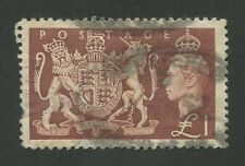 GREAT BRITAIN #289 USED
